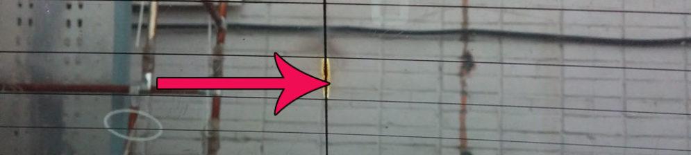 Лопнула нить обогрева заднего стекла на Шевроле Лачетти