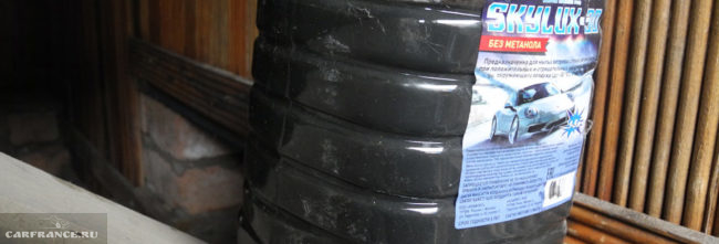 Старое грязное масло с АКПП на Пежо 206