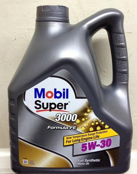 Моторное масло Mobil Super 5W-30