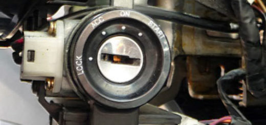 Осмотри замка зажигания и антенны иммобилайзера на Шевроле Лачетти