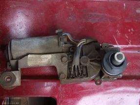 Мотор заднего стеклоочистителя с проводкой Шевроле Лачетти