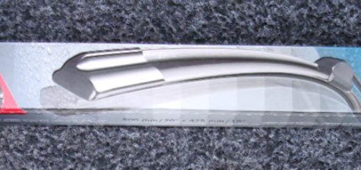 Бескаркасная щётка стеклоочистителя на Шевроле Ланос