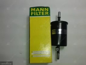 Топливный фильтр для Шевроле Лачетти от MANN Filter