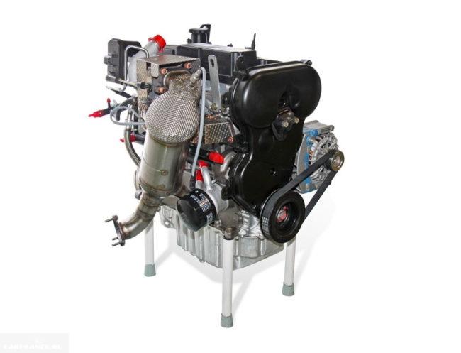 Двигатель ВАЗ 11192