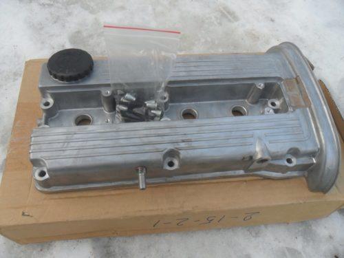 Новая алюминиевая клапанная крышка Шевроле Лачетти