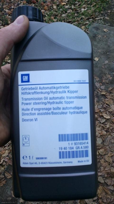 Как проверить уровень масло в акпп шевроле