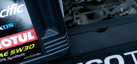 В процессе замены масла в двигателе на Шевроле Круз