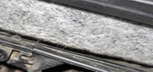 Салонный фильтр Форд Фокус 2 вблизи