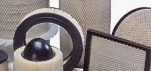 Воздушные фильтры различных производителей