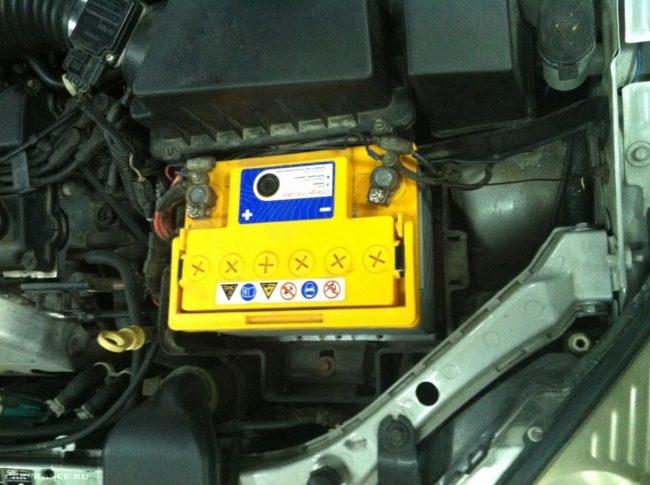 Аккумулятор Форд Фокус 2