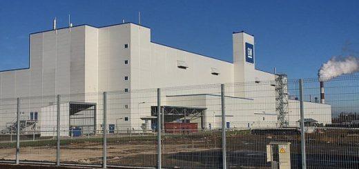 Завод GM в Шушарах