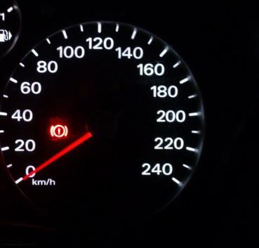 Спидометр на Форд Фокус стоит на нулевой отметке