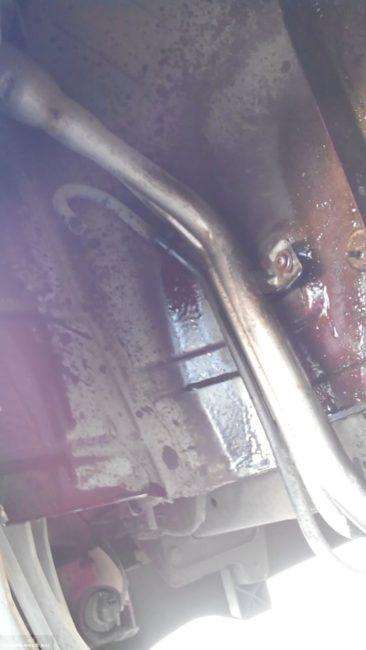 Провода привода крепления лючка бензобака на Форд Фокус 2