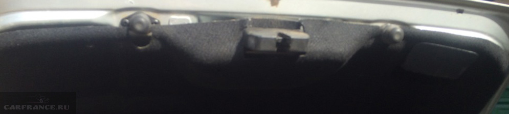 Замок багажника Форд Фокус 2 седан