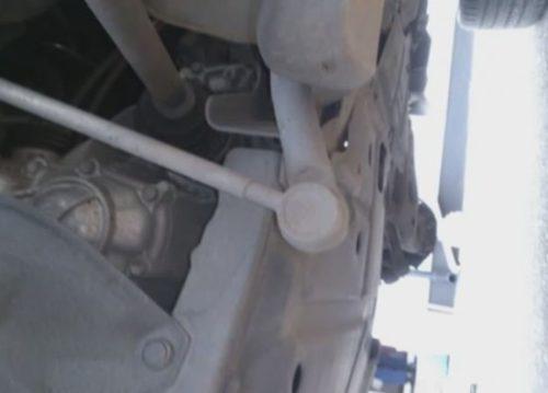 Защита двигателя Тойота Королла