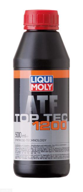 Трансмиссионное масло Liqui Moly Top Tec ATF 1200 Форд Фокус 2