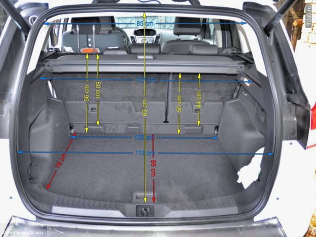 Багажник Форд Фьюжн