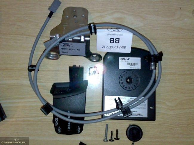 Комплект для подключения к магнитоле Форд Фокус 2 6000Cd
