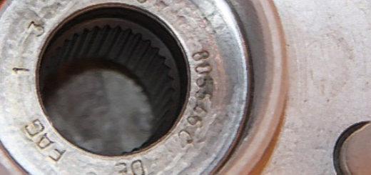 Передний ступичный подшипник на Форд Фокус 2 оригинал