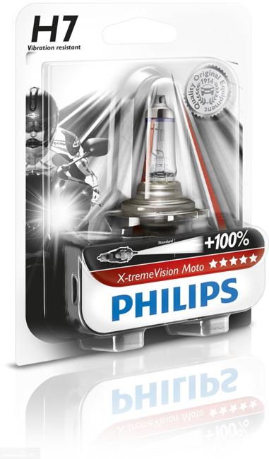 лампа ближнего света Philips H7 Vision Plus для форд фокус 2