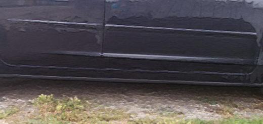 Форд Фокус 2 с увеличенным клиренсом седан