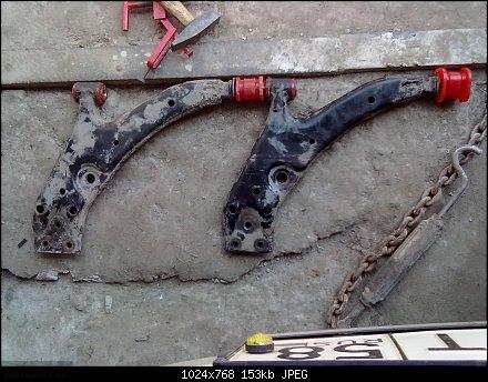 Монтаж сайлентблоков Тойота Королла Е120