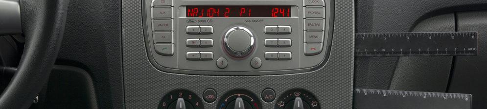 Магнитола на Форд Фокус 2