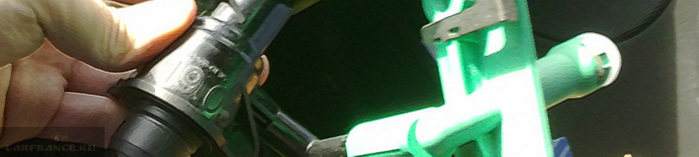 Новый оригинальный рабочий цилиндр сцепления на Форд Фокус 2