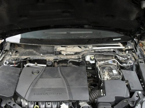 Заливная крышка тормозного бачка на Форд Фокус 2