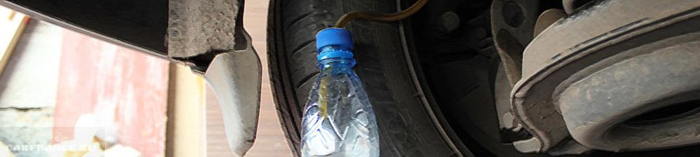 Замена тормозной жидкости на форд фокусе 2 72