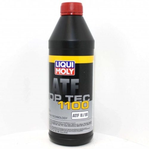 Красное масло ГУР Liqui Moly ATF 1100 Форд Фокус 2