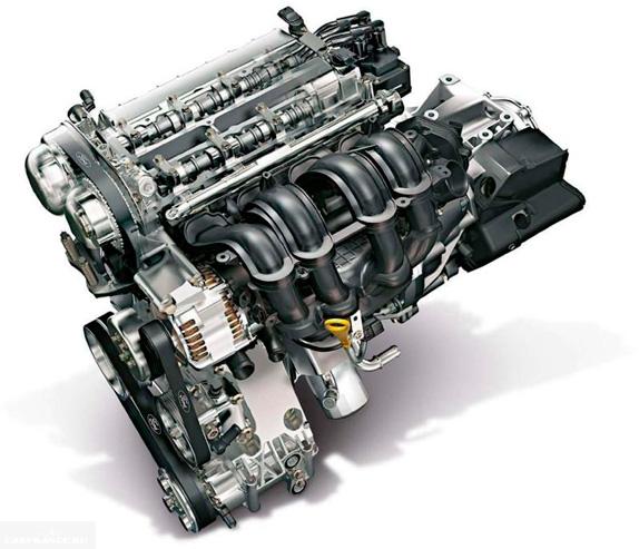 Двигатель бензиновый объемом 1,4 л для Форд Фокус 2