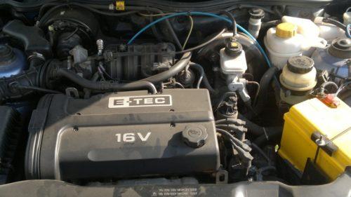 Шестнадцатиклапанный двигатель для Дэу Нексия
