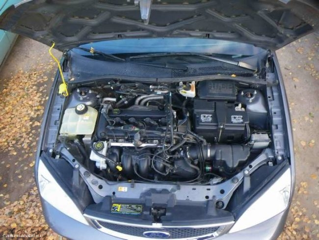 Двухлитровый бензиновый двигатель на Форд Фокус 2