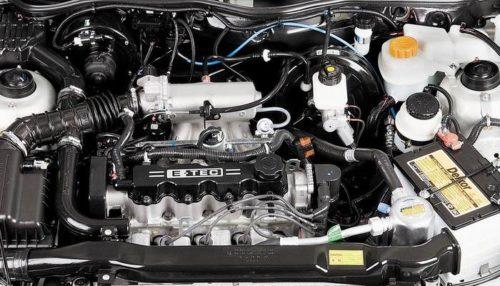 8-клапанный двигатель на Дэу Нексия