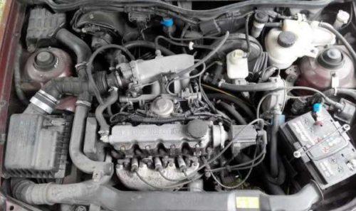 Двигатель с трамблером для Дэу Нексии
