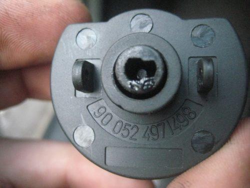 Сердечник контактной группы в замке зажигания Дэу Нексия
