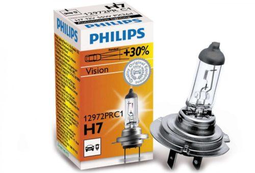 Лампочка для фары ближнего света H7 на Форд Фокус 2