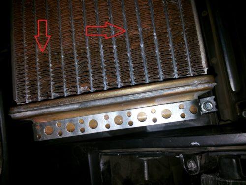 Хороший радиатор для системы отопления Дэу Нексия