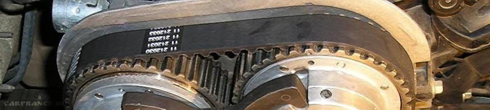 Осмоотр ремня ГРМ на Форд Фокус 2