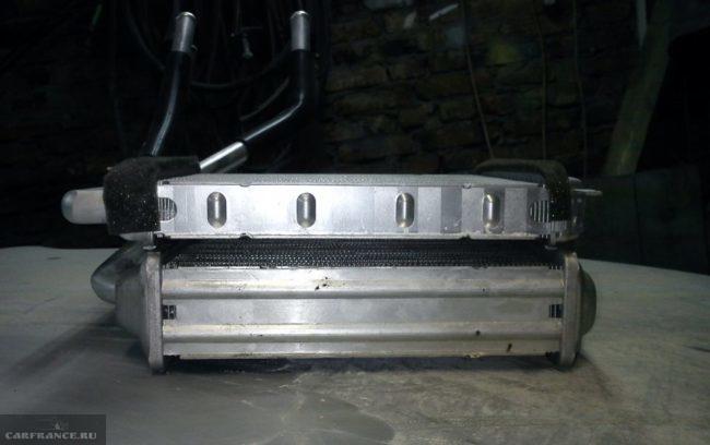 Сравнение радиаторов отопительной системы автомобиля Дэу Нексия