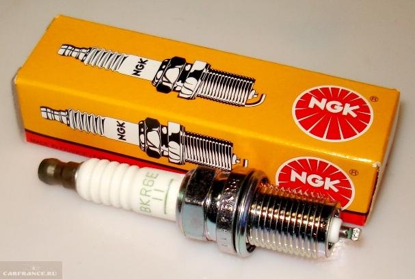 Свеча зажигания для Дэу Нексия фирмы NGK