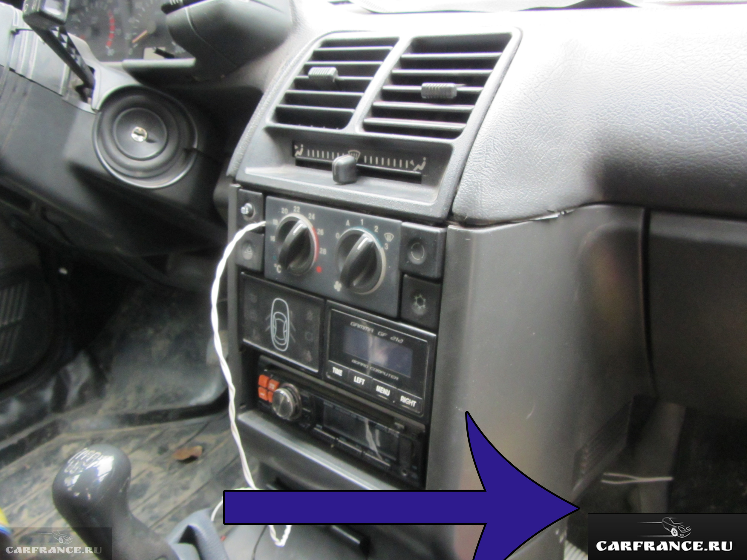 Ваз 2110 схема включения вентилятора фото 711