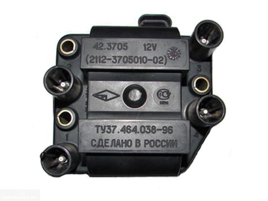 Модуль зажигания 2112-3705010 для автомобиля ВАЗ-2110