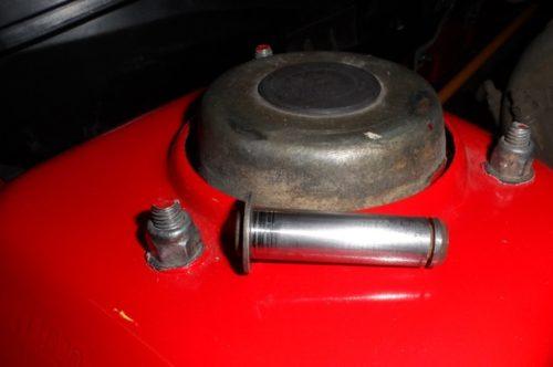 Палец крепления педали сцепления для автомобиля ВАЗ-2110