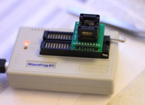 Программатор для отключения иммобилайзера ВАЗ-2110