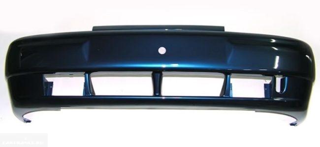 Бампер передний жесткий для автомобиля ВАЗ-2110, изготовленный из АБС-пластика