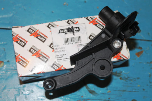 Датчик частоты вращения коленчатого вала для Пежо 307 и картонная упаковка