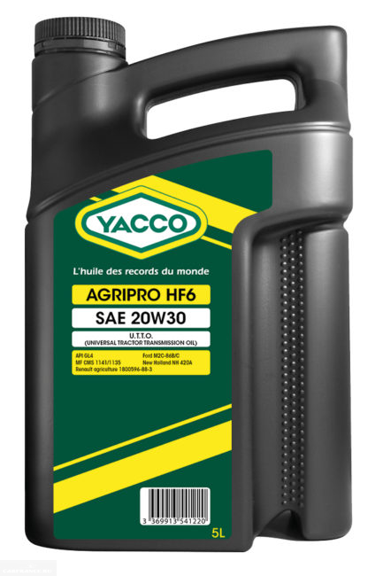 Канистра с моторным маслом 20W-30 для эксплуатации двигателя Пежо 307 в условиях высокой температуры окружающего воздуха