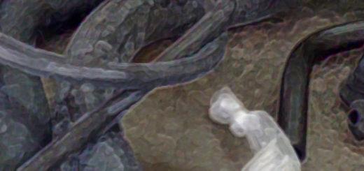 Патрубки на печку ВАЗ-2110 вблизи